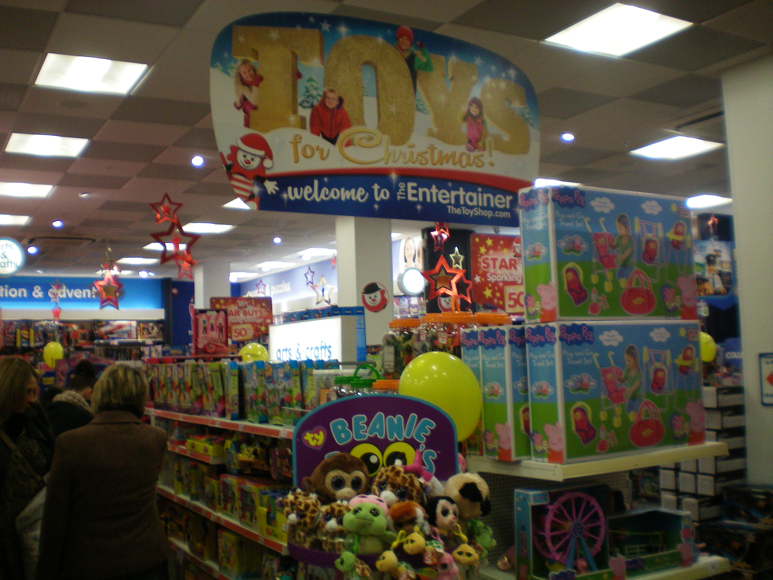 The Entertainer Toys 43