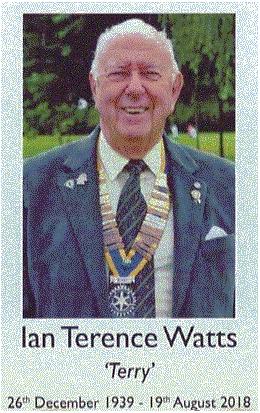 Terry Watts